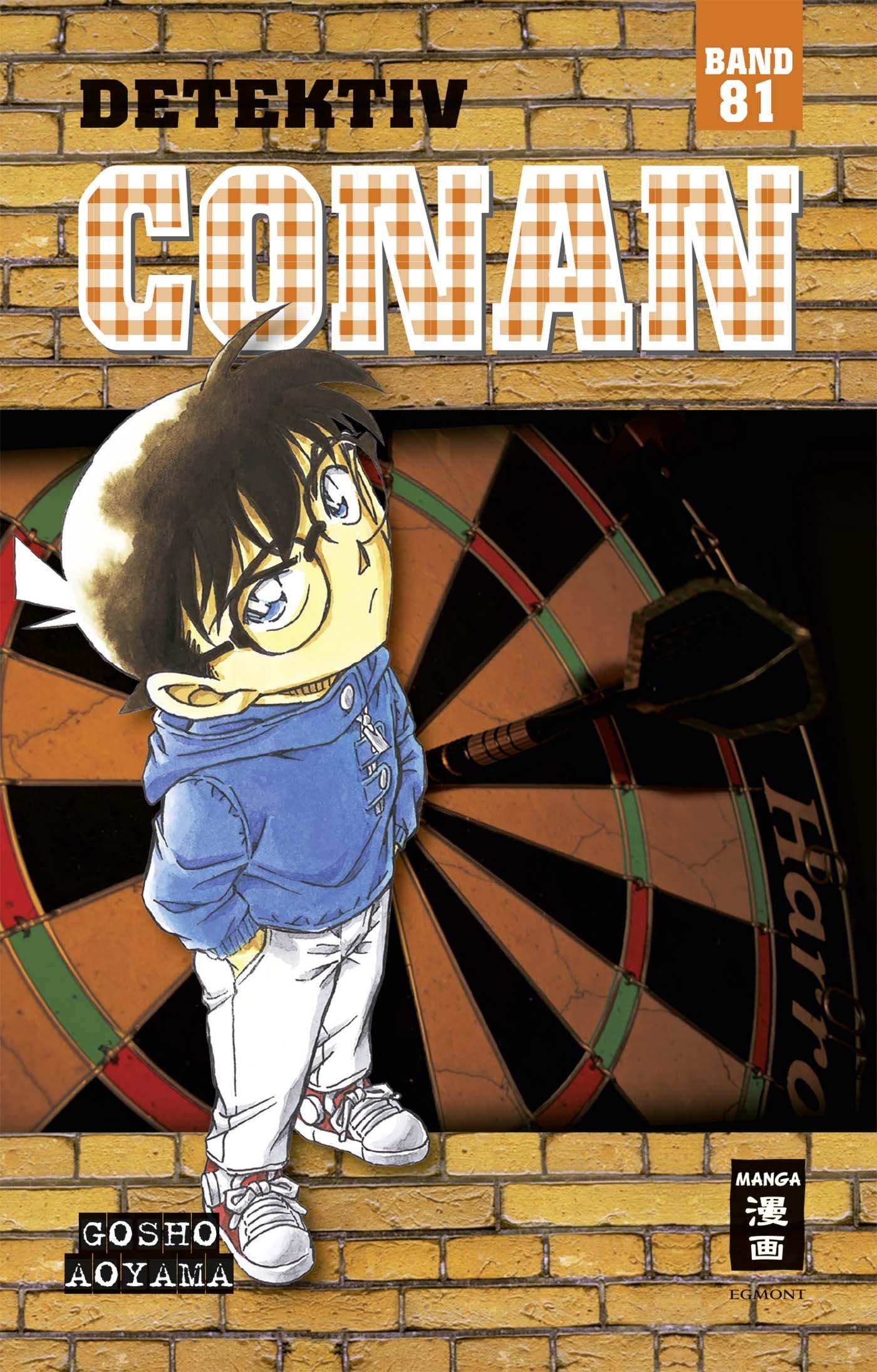 Detektiv Conan, Band 81