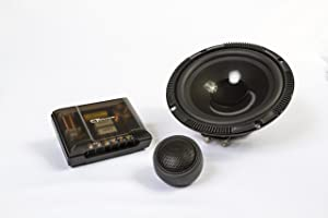 CT Sounds Strato 6.5 Inch Component Full Range Speaker Set (Tamaño: 6.5 Inch Components)