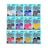 Artkal Beads 12 Colors Bag Set 1000 Count Bag Pack SB1000-12A to E for Choice (B) (Color: B)