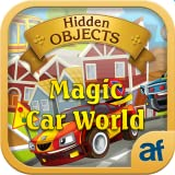 Hidden Objects Magic Car World