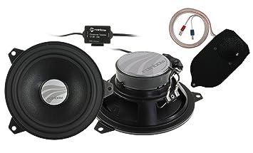 Rainbow-iL c6.2 bMW e46 coupé fahrzeugspezifisches haut-parleurs