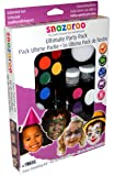 Snazaroo Face Paint Ultimate Party Pack – $14.96!