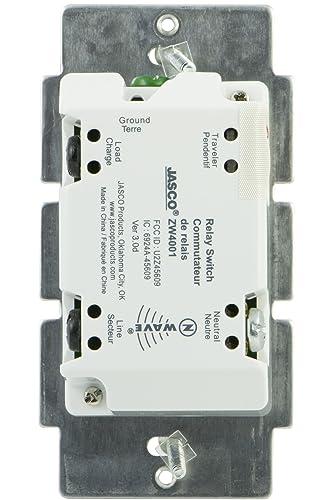 Jasco Z Wave Wireless Lighting Control On Off Switch