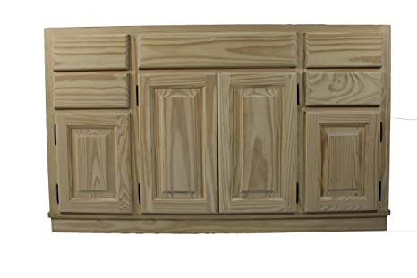 Bathroom Cabinet in Pine Wood