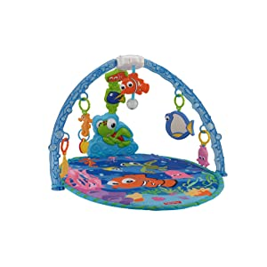 Fisher Price Disneys Finding Nemo Gym Baby Gear And