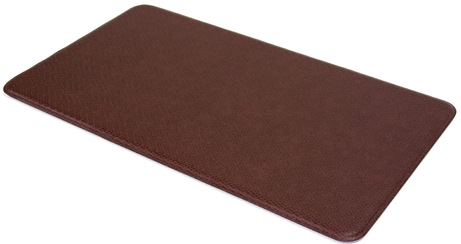 Imprint Comfort Mat, 20 by 36-Inch, Brown $35.99 ( Today Only)