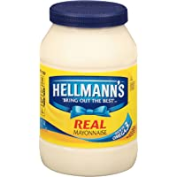 Hellmann's Real Mayo 48 oz Mayonnaise Twin Pack