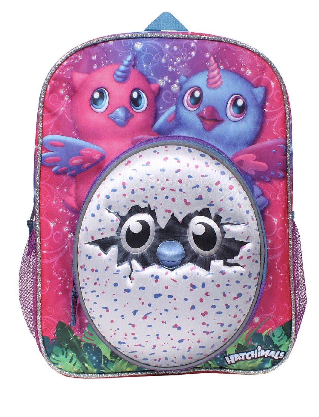 Hatchimals Egg Backpack