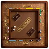 Winning Solutions Monopoly Luxury Edition Board Game (Color: Brown/Multi, Tamaño: 22 in.)