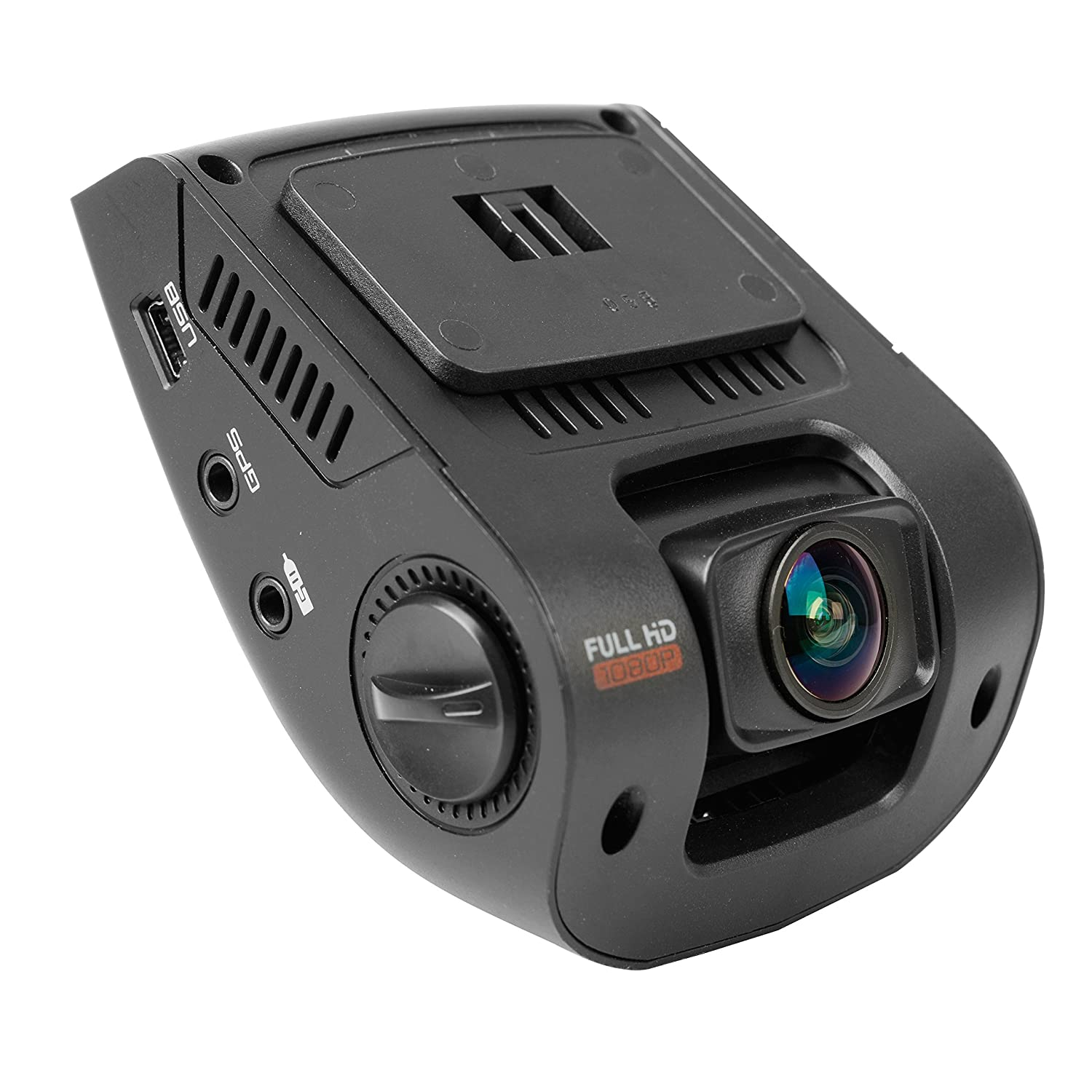 "Rexing V1 2.4"" LCD FHD Dashboard Camera Recorder"