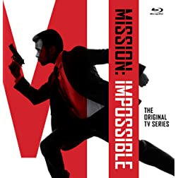 Mission: Impossible: The Original TV Series [Blu-ray]