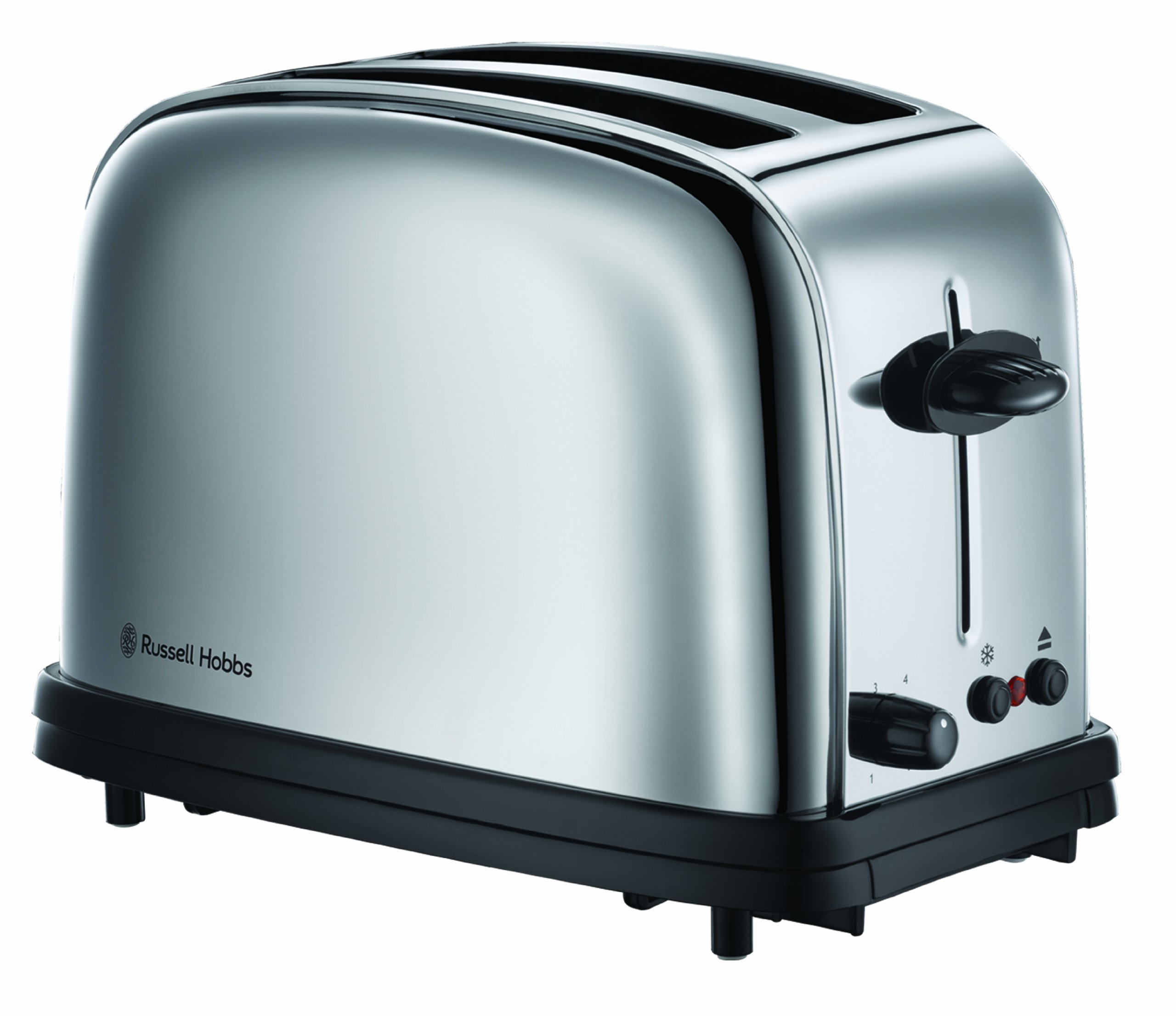russell hobbs 20720 2 slice classic toaster polished stainless steel. Black Bedroom Furniture Sets. Home Design Ideas