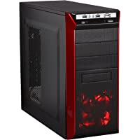 Rosewill REDBONE U3 SECC Steel USB 3.0 Mid Tower Computer Case (Black)
