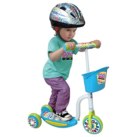 Lang Japan (RANGS) Candy Blue scooter (japan import)