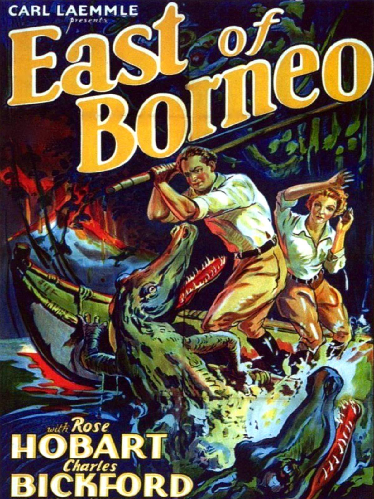 East of Borneo on Amazon Prime Video UK