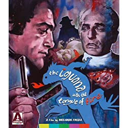 The Iguana With The Tongue Of Fire [Blu-ray]