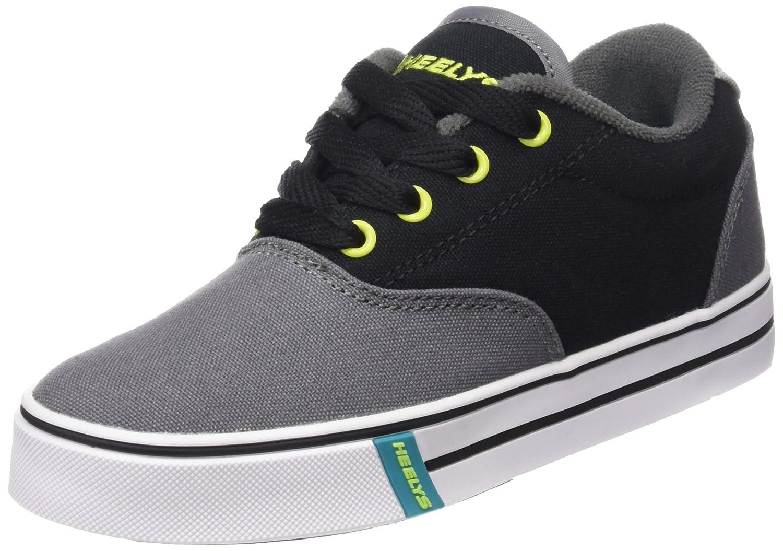 Heelys Launch Canvas Sneaker (Little Kid/Big Kid)