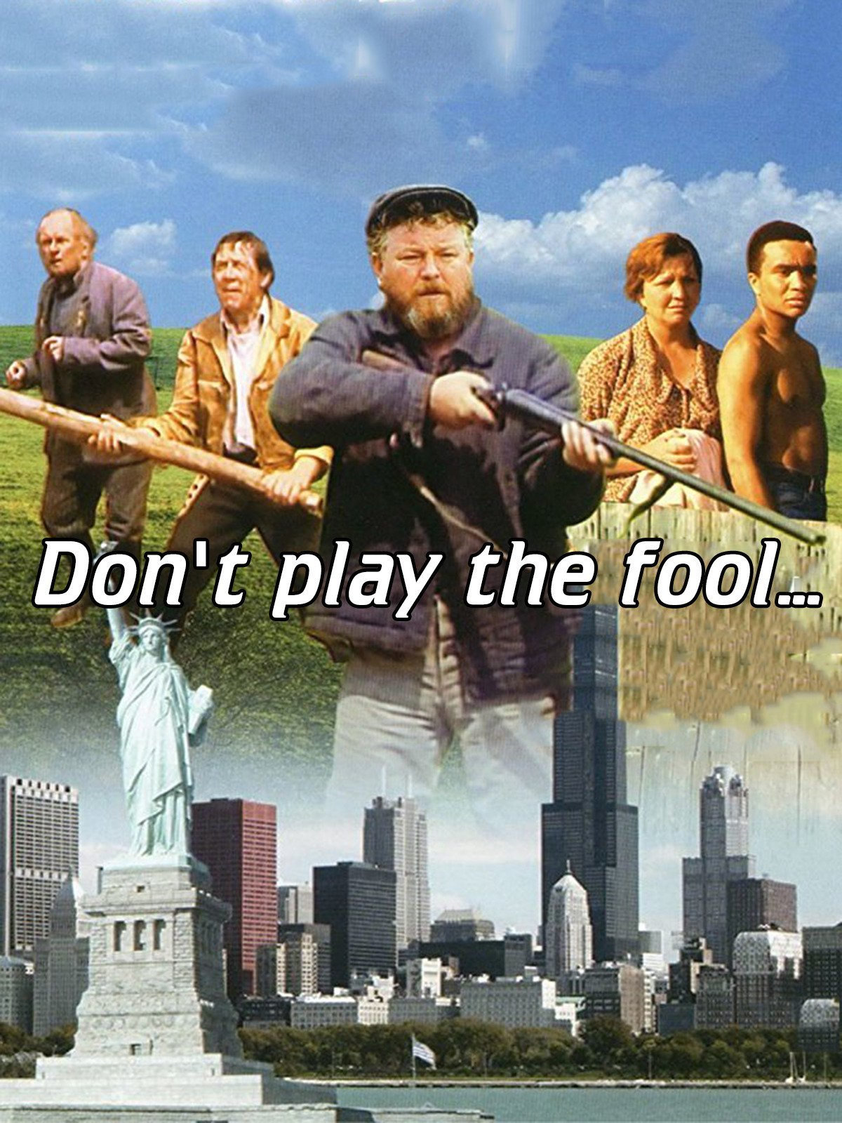 Don't play the fool