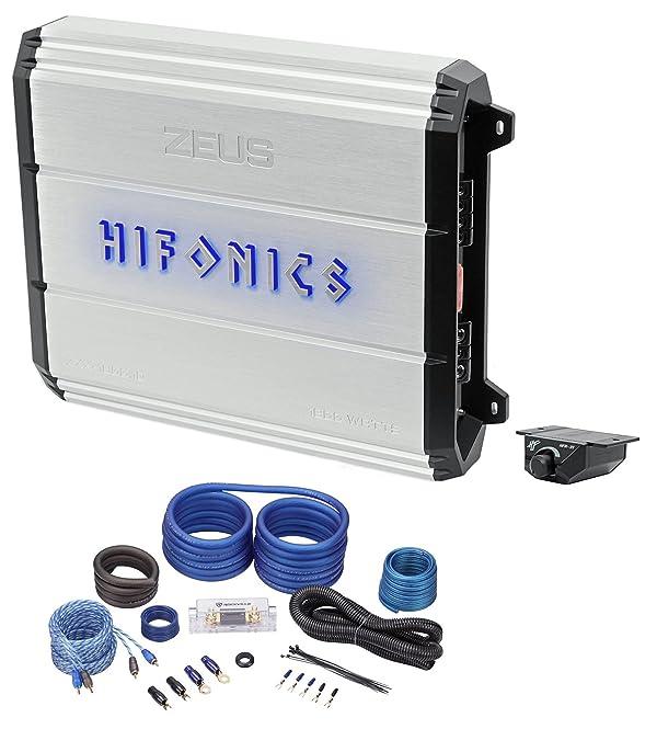 Hifonics Zeus ZXX-1800 1D 1800W RMS Mono Class D Car Audio