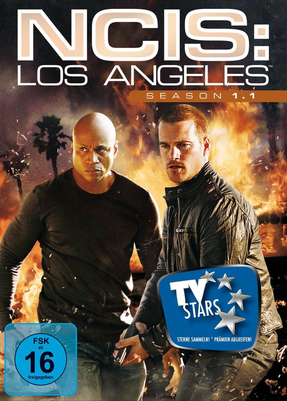 NCIS: Los Angeles - Season 1.1 und 1.2 für 7,97 €