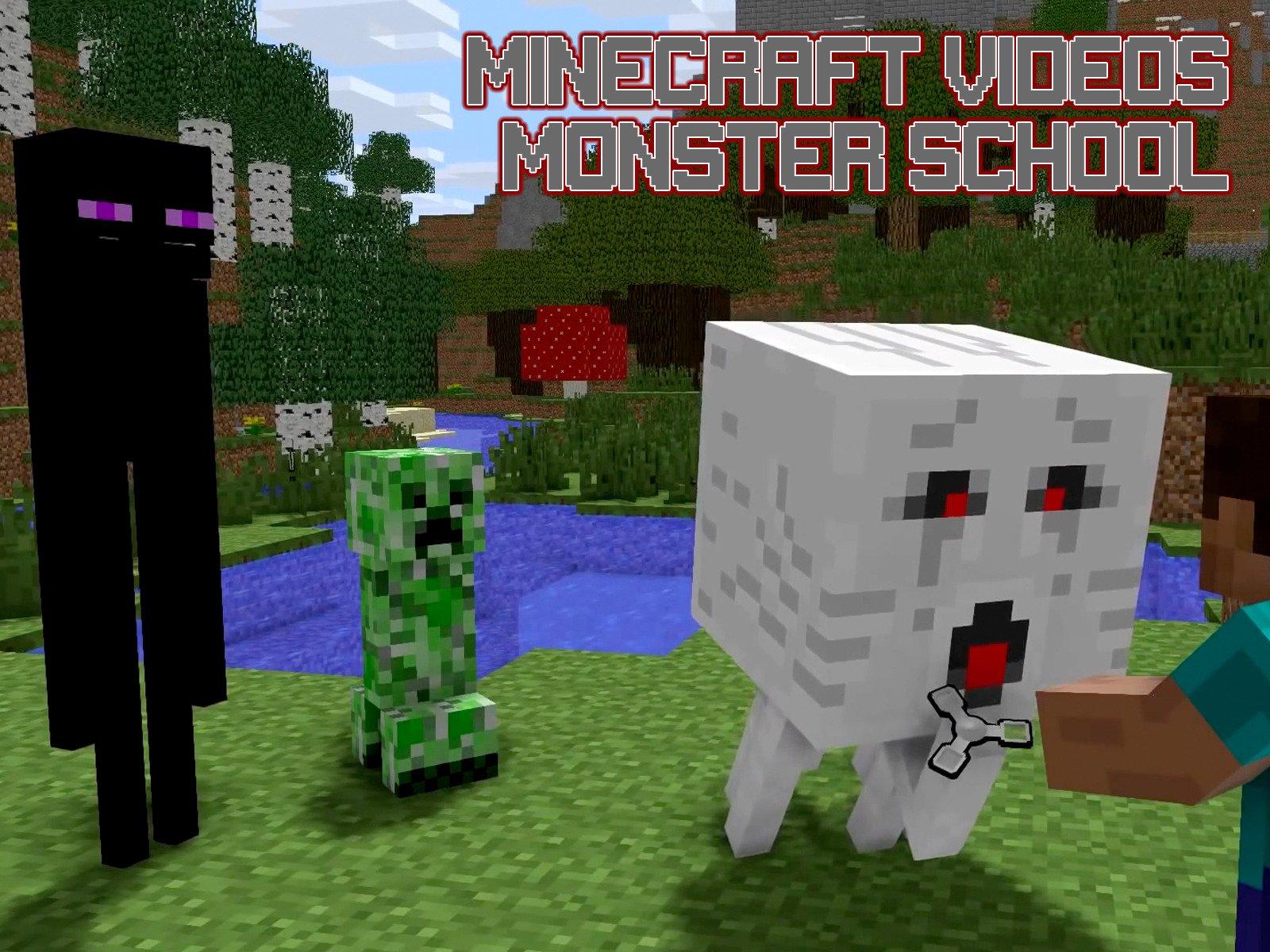 Clip: Minecraft Videos - Season 1