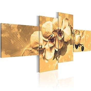 1 impression sur toile toile 200x90cm 3 parties image sur toile toile images. Black Bedroom Furniture Sets. Home Design Ideas