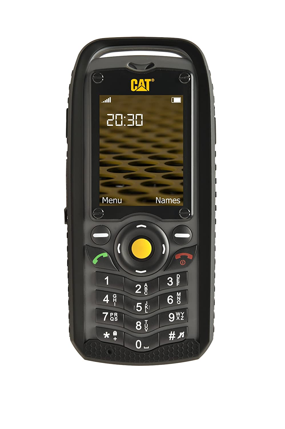T�l�phone GSM CATERPILLAR B25 NOIR