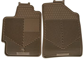 Highland 4502000 All-Weather Gray Front Seat Floor Mat Highland Group