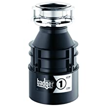  Badger 1 Household Food Waste Disposer 
