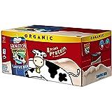 Horizon Organic 1% Low Fat Milk, 8-Ounce Aseptic Cartons (Pack of 18)