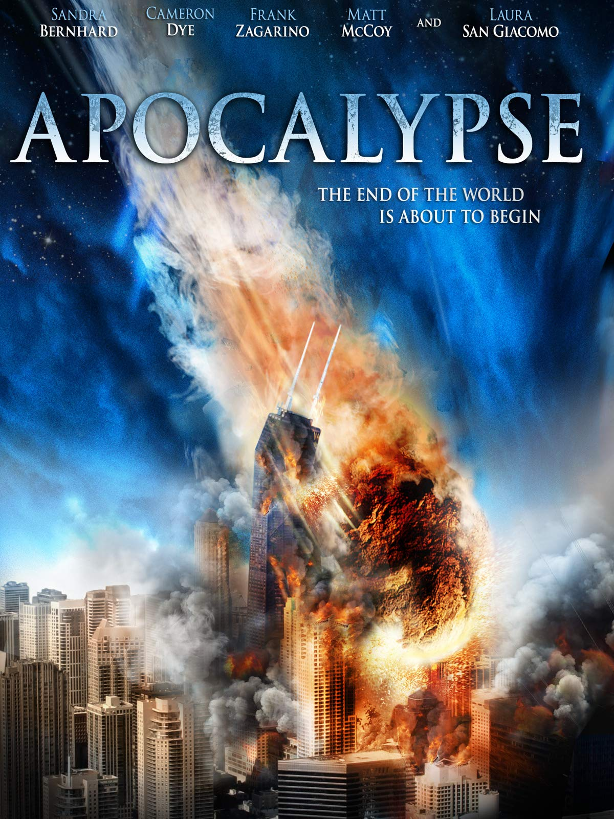 The Apocalypse on Amazon Prime Video UK