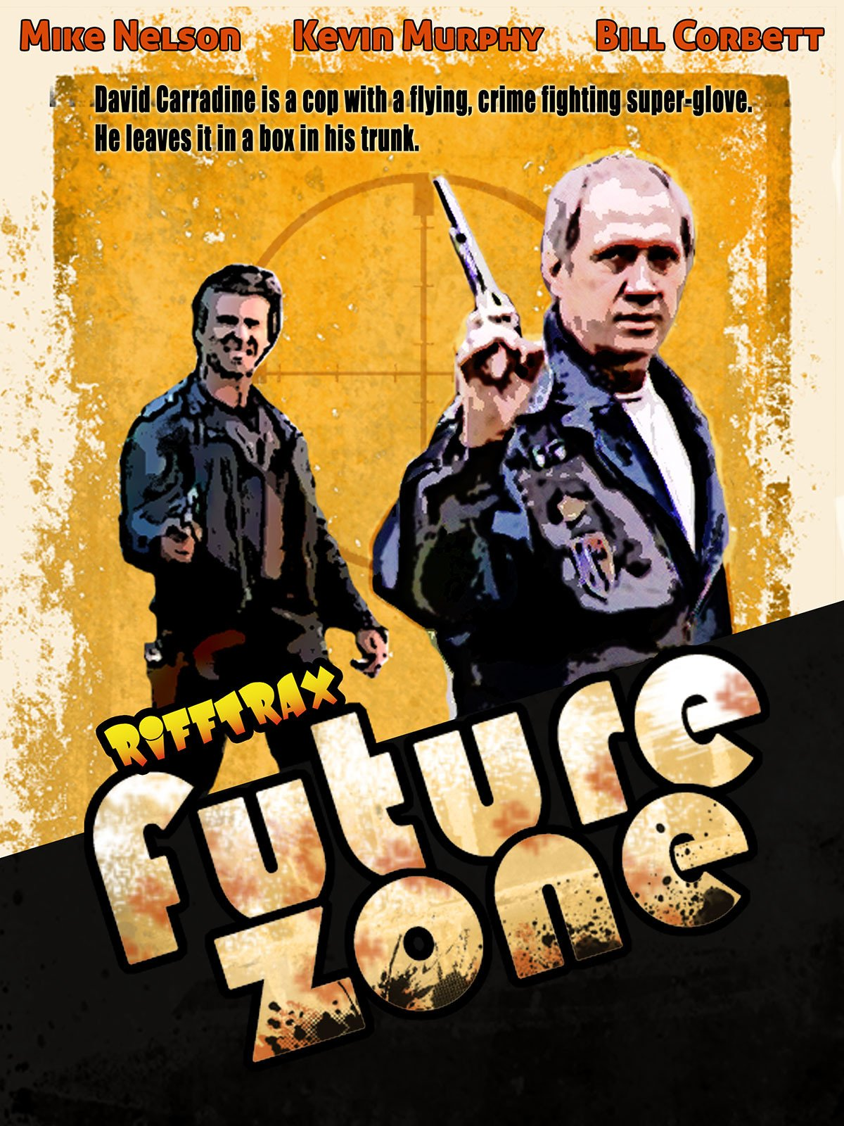 RiffTrax: Future Zone