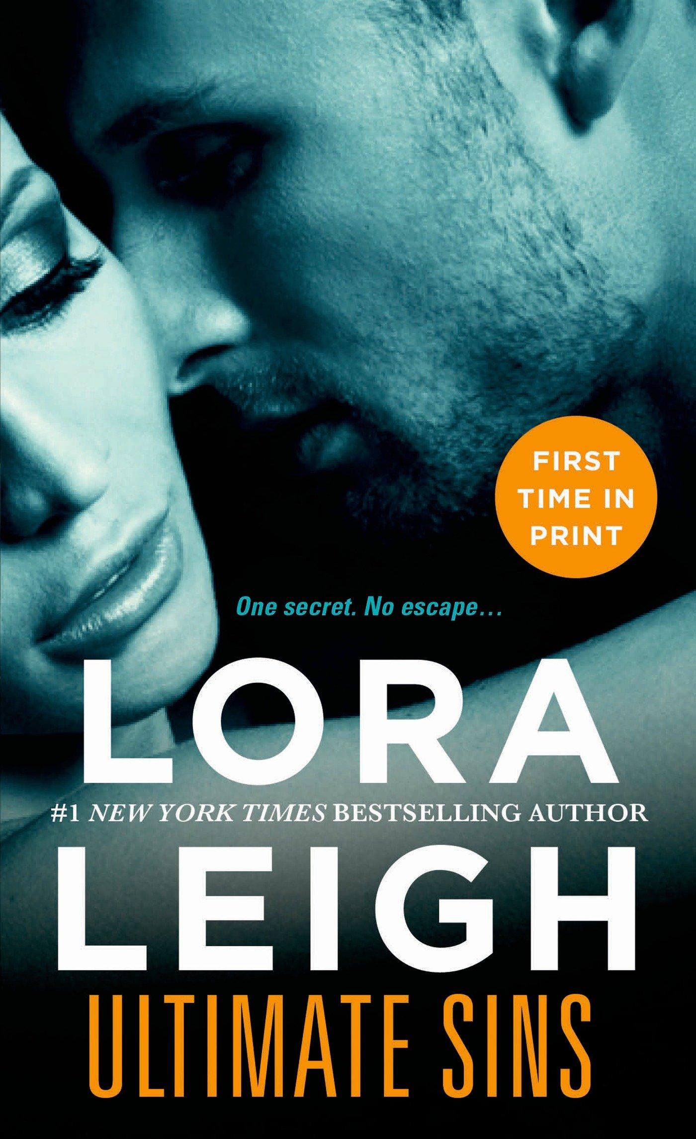 Ultimate Sins (The Callahans)  - Lora Leigh