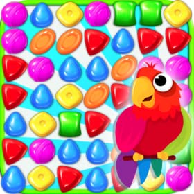 Candy Jewels Kingdom Rush