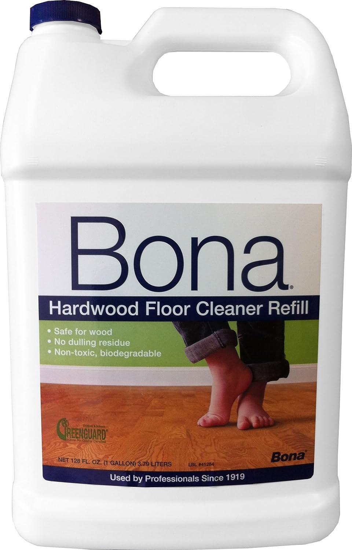 Bona hardwood floor cleaner refill 128 ounce ebay for Bona wood floor cleaner 850ml