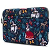 """tomtoc 10.5-11 inch Tablet Sleeve for 11"""" New iPad Pro 2018, 10.5"""" New iPad Air 2019/ iPad Pro, Microsoft Surface Go, Samsung Galaxy Tab, Fit for Apple Pencil & Smart Keyboard (Color: Dazzling Blue, Tamaño: 11 Inch for New iPad Pro 2018)"""