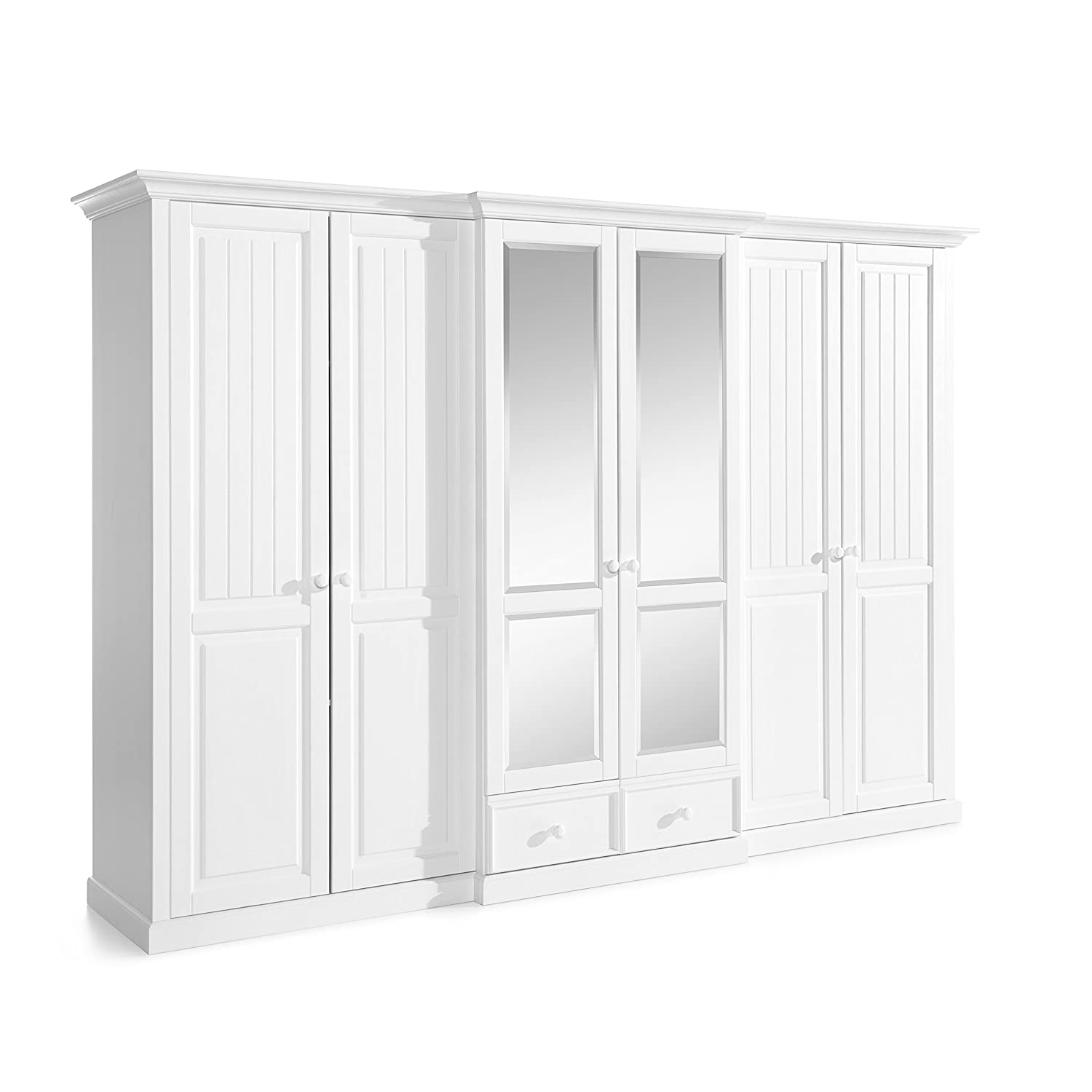 Firstloft 102-4600 Kleiderschrank