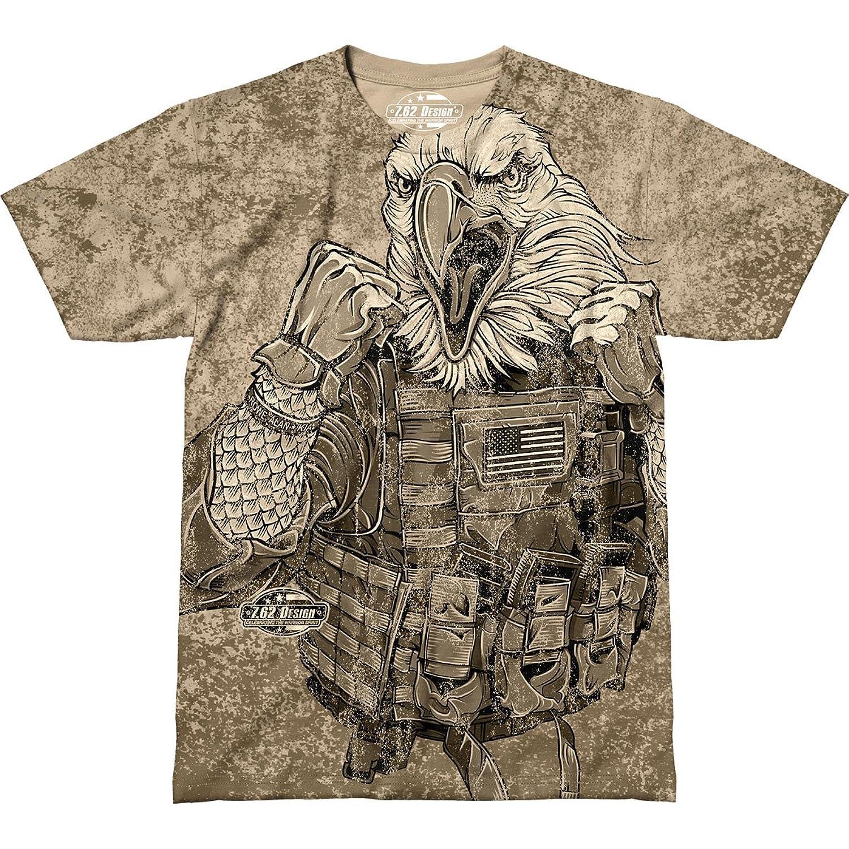 Avenge Our Fallen - 7.62 Design T-Shirt рубашка женская insight fallen rose shirt midnight