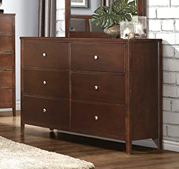 Homelegance Cullen Dresser In Cherry