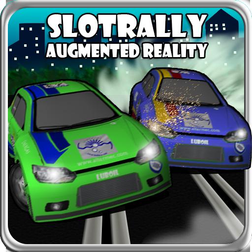 Slotrally AR Slot Car sim Premium