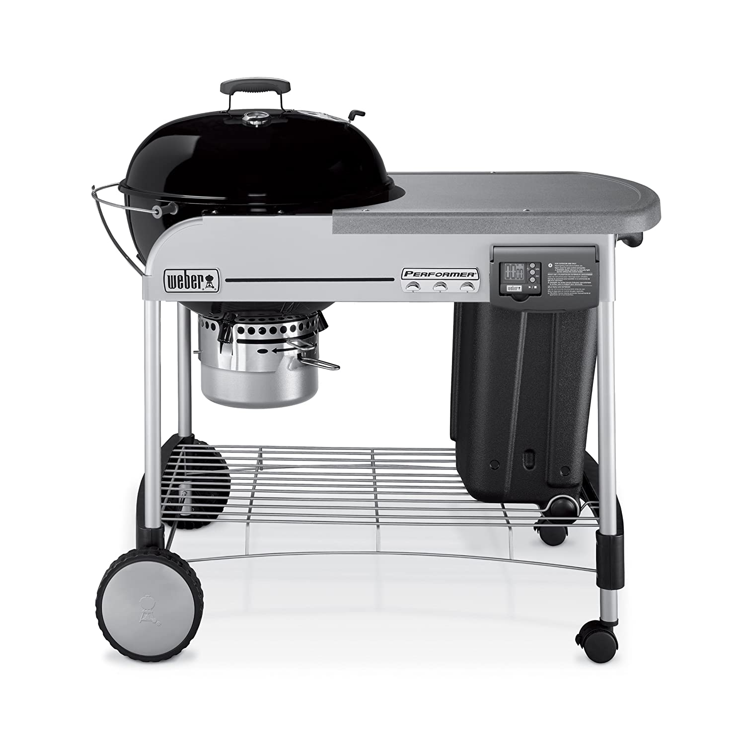 Weber Performer Platinum Charcoal Grill