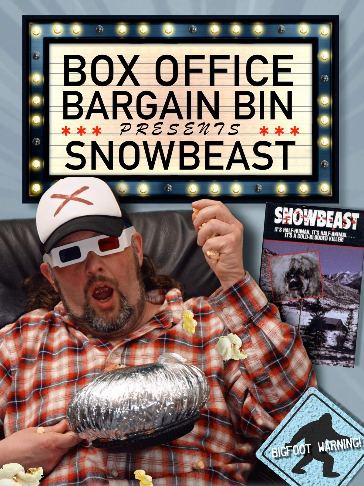 Box Office Bargain Bin Presents Snowbeast