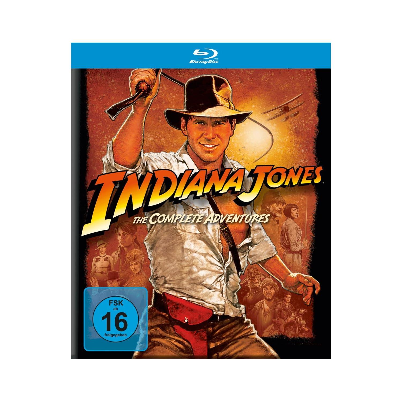 81hXoqH31QL. AA1500  Update: Indiana Jones The Complete Adventures [Blu ray] inkl. Versand 35€