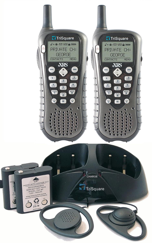 Two 2-way radios