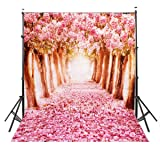 5×7ft Polyester Backdrop Garden Many Flowers Around The Window Picture For Background Photograpy Backdrops Studio Photo Props Cloth