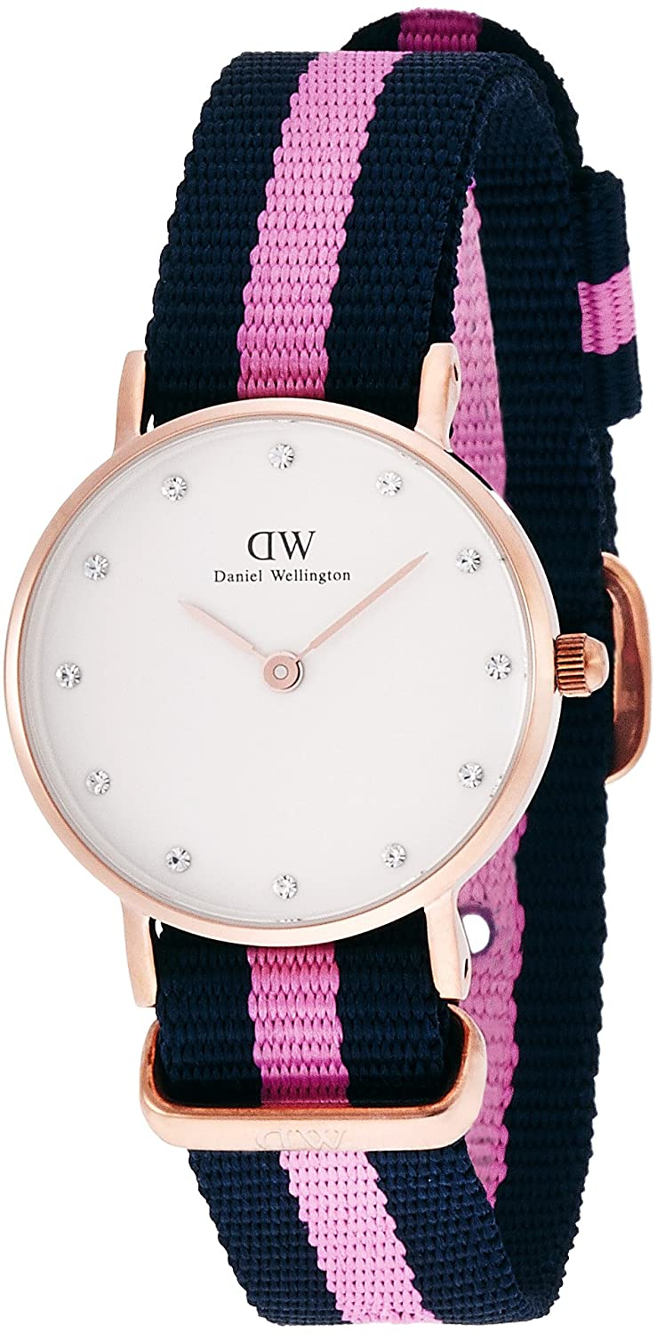 5334ba9b22a0 Image is loading Daniel-Wellington-Women-039-s-DW00100065-039-Winchester-