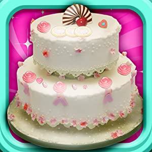 Cake Maker - Cooking games from 6677g ltd