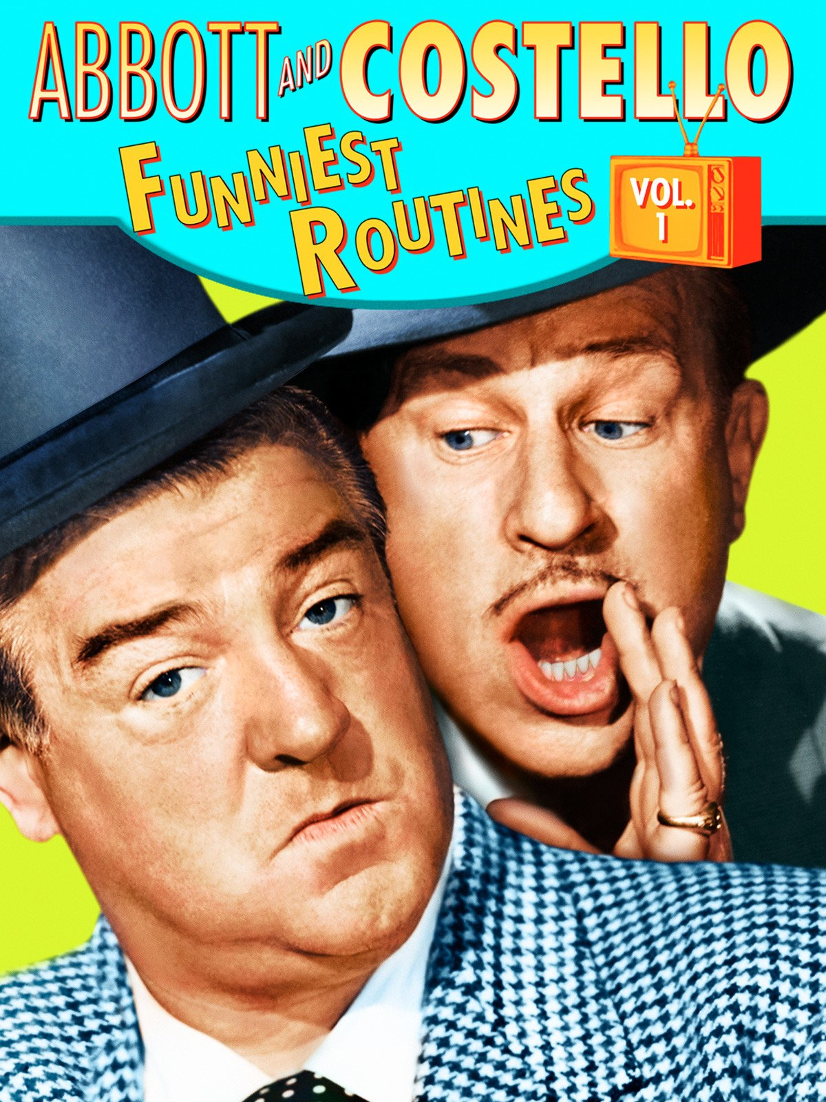 Abbott & Costello: Funniest Routines Volume 1