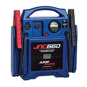 Best Car Jump Starter - Jump-N-Carry JNC660 1700 Peak Amp 12-Volt Jump Starte