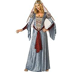 InCharacter Costumes, LLC Maid Marian Dress